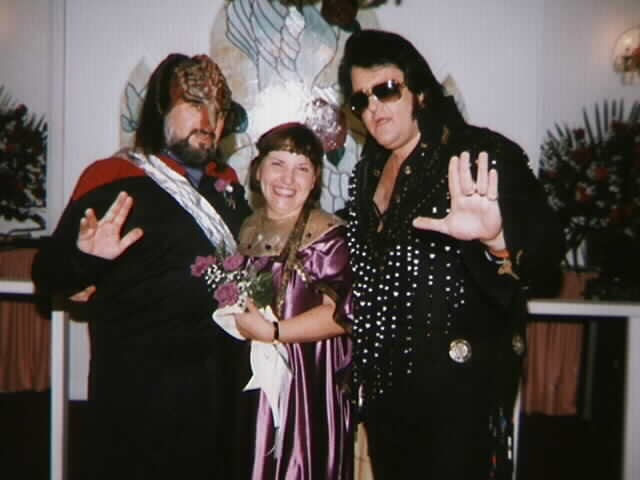 Elvis, Esther and Tony